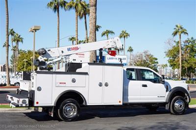 2020 Ford F-550 Super Cab DRW 4x4, Reading Master Mechanic HD Crane Mechanics Body #20P481 - photo 12