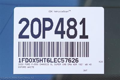 2020 Ford F-550 Super Cab DRW 4x4, Reading Master Mechanic HD Crane Mechanics Body #20P481 - photo 33