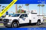 2020 Ford F-550 Super Cab DRW 4x4, Reading Master Mechanic HD Crane Mechanics Body #20P481 - photo 1
