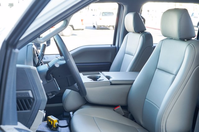2020 Ford F-550 Crew Cab DRW 4x4, Monroe MTE-Zee Dump Body #20P483 - photo 14