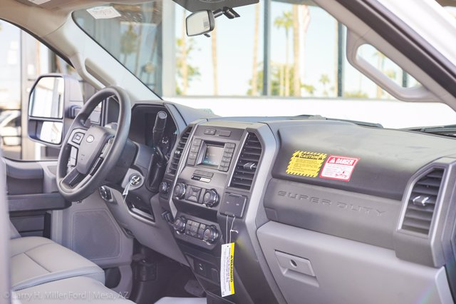 2020 Ford F-550 Crew Cab DRW 4x4, Monroe MTE-Zee Dump Body #20P483 - photo 20