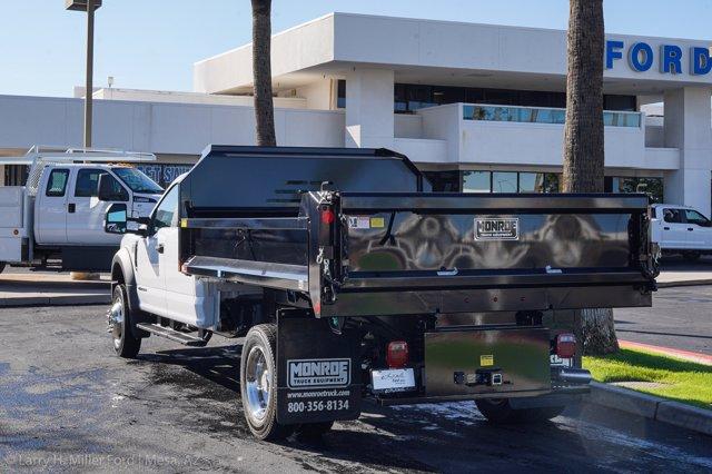 2020 Ford F-550 Crew Cab DRW 4x4, Monroe MTE-Zee Dump Body #20P483 - photo 2