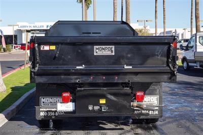 2020 Ford F-550 Crew Cab DRW 4x4, Monroe MTE-Zee Dump Body #20P483 - photo 6