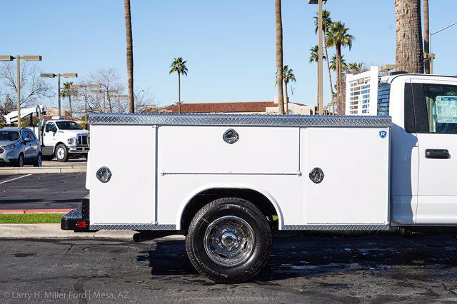 2020 Ford F-350 Regular Cab DRW 4x2, Royal Service Body #20P488 - photo 14