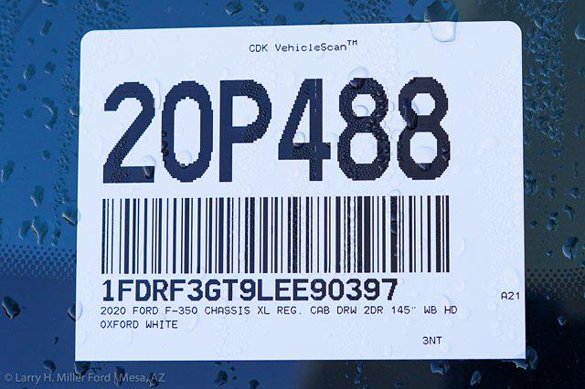 2020 Ford F-350 Regular Cab DRW 4x2, Royal Service Body #20P488 - photo 29