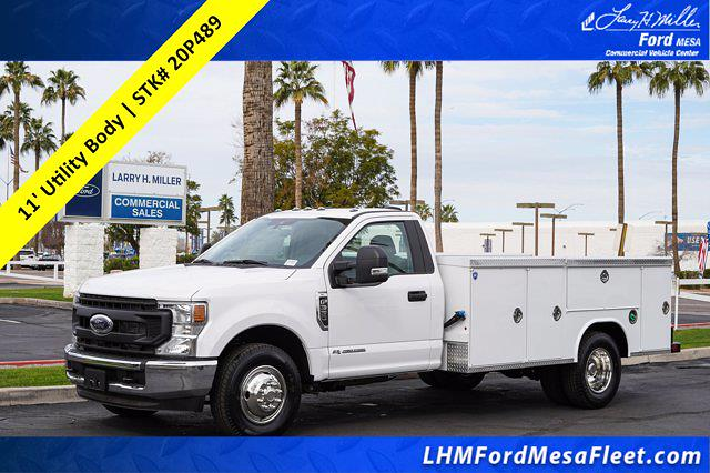 2020 Ford F-350 Regular Cab DRW 4x2, Royal Service Body #20P489 - photo 1