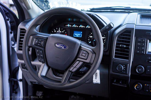 2020 Ford F-550 Crew Cab DRW 4x4, Knapheide Standard Forestry Chipper Body #20P495 - photo 18