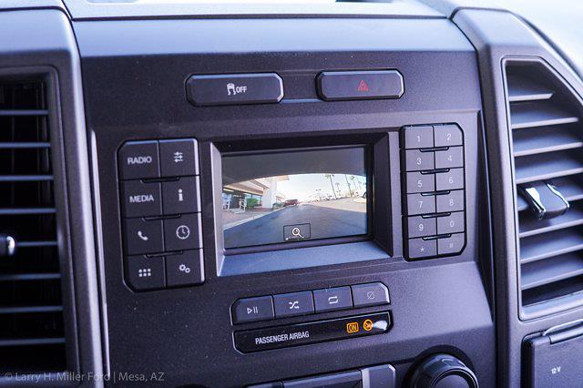 2020 Ford F-550 Crew Cab DRW 4x4, Knapheide Standard Forestry Chipper Body #20P495 - photo 22