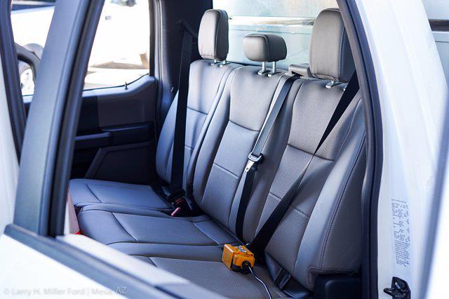 2020 Ford F-550 Crew Cab DRW 4x4, Knapheide Standard Forestry Chipper Body #20P495 - photo 23