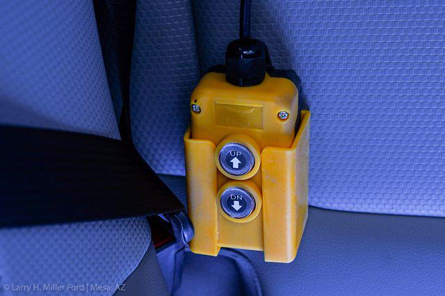2020 Ford F-550 Crew Cab DRW 4x4, Knapheide Standard Forestry Chipper Body #20P495 - photo 24