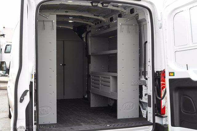 2020 Ford Transit 250 Med Roof 4x2, Kargo Master General Service Upfitted Cargo Van #20P499 - photo 5