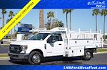 2020 Ford F-350 Regular Cab DRW 4x2, Knapheide Contractor Body #20P502 - photo 1