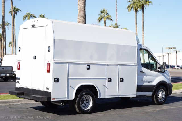 2020 Ford Transit 350 HD DRW AWD, Knapheide KUV Service Utility Van #20P503 - photo 11