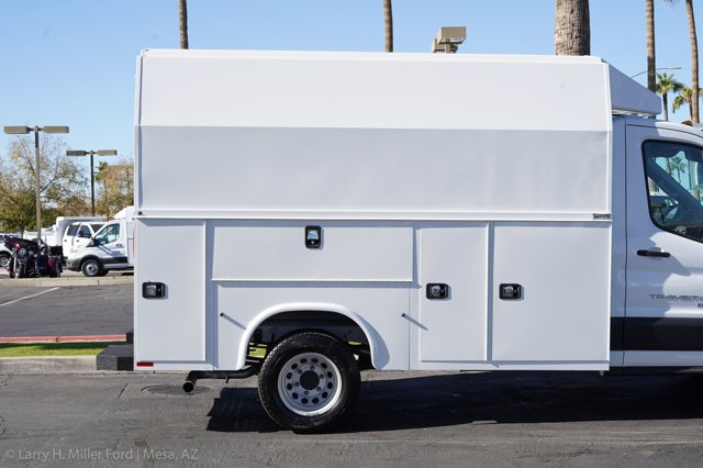 2020 Ford Transit 350 HD DRW AWD, Knapheide KUV Service Utility Van #20P503 - photo 14