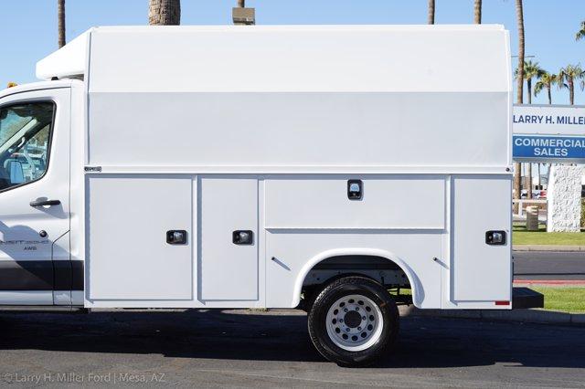 2020 Ford Transit 350 HD DRW AWD, Knapheide KUV Service Utility Van #20P503 - photo 5