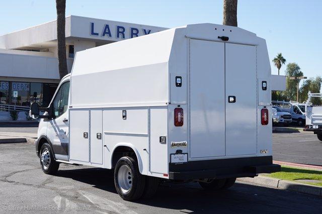 2020 Ford Transit 350 HD DRW AWD, Knapheide Service Utility Van #20P503 - photo 1