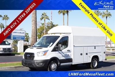 2020 Ford Transit 350 HD DRW AWD, Knapheide KUV Service Utility Van #20P503 - photo 1