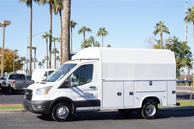 2020 Ford Transit 350 HD DRW AWD, Knapheide KUV Service Utility Van #20P503 - photo 3