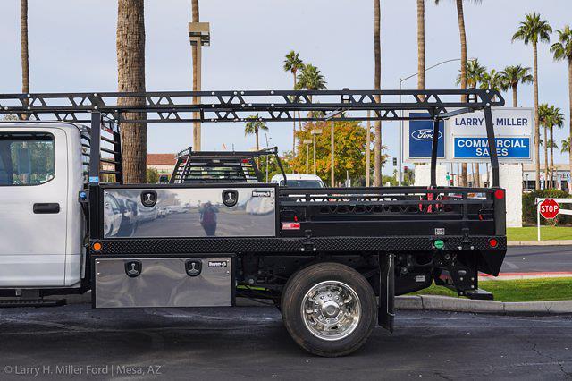 2020 Ford F-450 Crew Cab DRW 4x2, Freedom Contractor Body #20P516 - photo 5