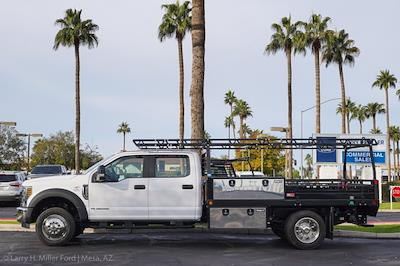 2020 Ford F-450 Crew Cab DRW 4x2, Freedom Contractor Body #20P516 - photo 2