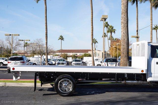 2020 Ford F-550 Regular Cab DRW 4x2, Scelzi SFB Platform Body #20P519 - photo 12