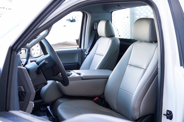 2020 Ford F-550 Regular Cab DRW 4x2, Scelzi SFB Platform Body #20P519 - photo 16