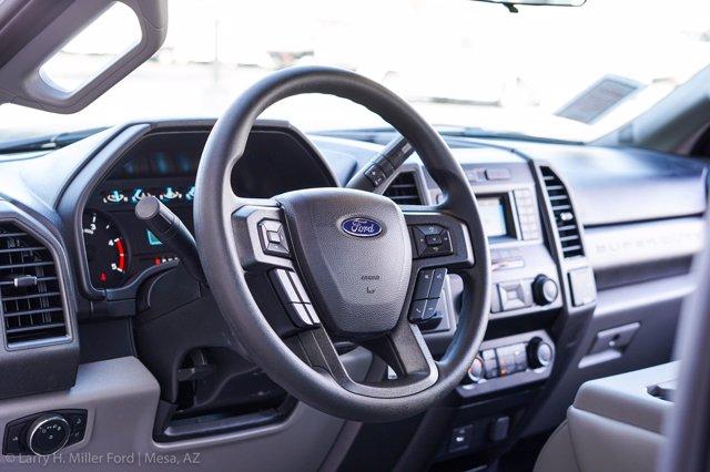 2020 Ford F-550 Regular Cab DRW 4x2, Scelzi SFB Platform Body #20P519 - photo 17