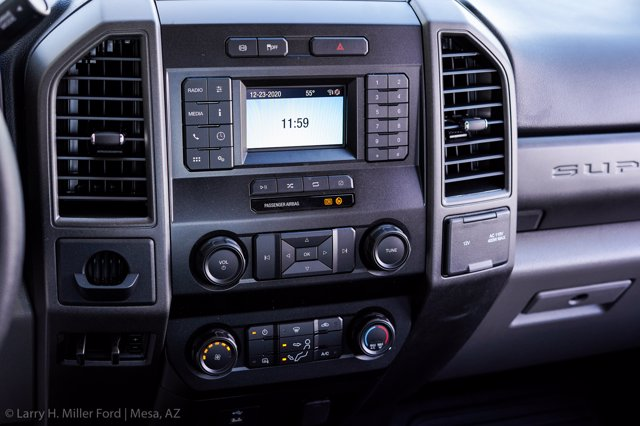 2020 Ford F-550 Regular Cab DRW 4x2, Scelzi SFB Platform Body #20P519 - photo 18