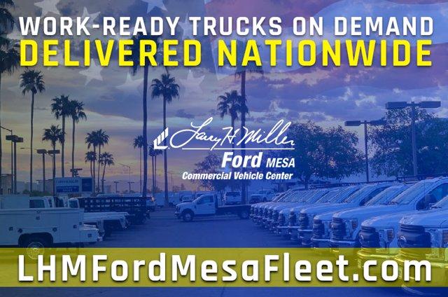 2020 Ford F-550 Regular Cab DRW 4x2, Scelzi SFB Platform Body #20P519 - photo 4