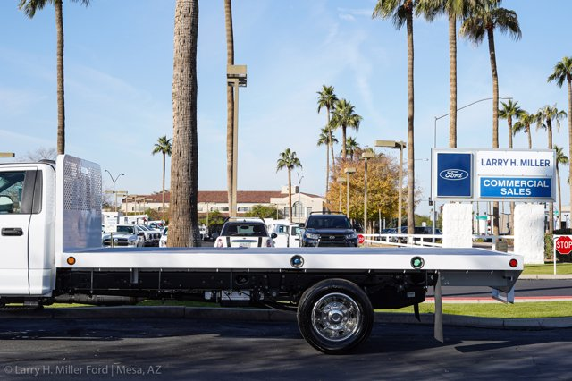 2020 Ford F-550 Regular Cab DRW 4x2, Scelzi SFB Platform Body #20P519 - photo 6