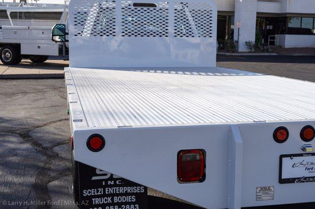 2020 Ford F-550 Regular Cab DRW 4x2, Scelzi SFB Platform Body #20P519 - photo 7