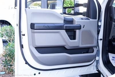 2020 Ford F-550 Regular Cab DRW 4x2, Scelzi SFB Platform Body #20P519 - photo 14