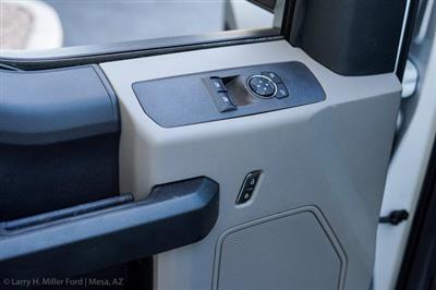 2020 Ford F-550 Regular Cab DRW 4x2, Scelzi SFB Platform Body #20P519 - photo 15
