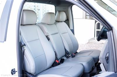 2020 Ford F-550 Regular Cab DRW 4x2, Scelzi SFB Platform Body #20P519 - photo 22