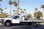 2020 Ford F-550 Regular Cab DRW 4x2, Scelzi SFB Platform Body #20P519 - photo 3