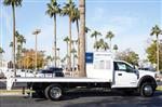 2020 Ford F-550 Regular Cab DRW 4x2, Scelzi SFB Platform Body #20P519 - photo 10