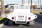 2020 Ford F-550 Regular Cab DRW 4x2, Scelzi SFB Platform Body #20P519 - photo 8