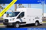 2020 Ford Transit 350 4x2, Reading Aluminum CSV Service Utility Van #20P523 - photo 1