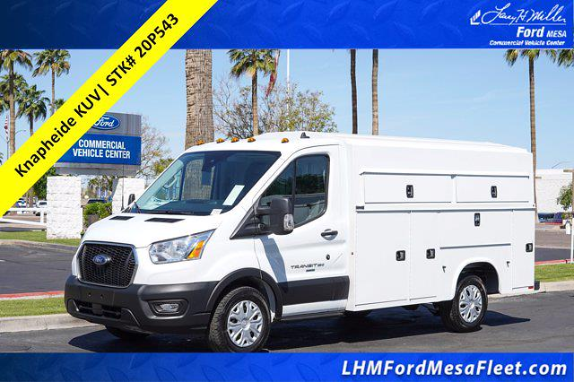 2020 Ford Transit 350 4x2, Knapheide KUV Service Utility Van #20P543 - photo 1