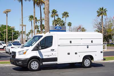 2020 Ford Transit 350 4x2, Knapheide KUV Service Utility Van #20P543 - photo 4