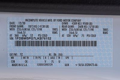2020 Ford Transit 350 4x2, Knapheide KUV Service Utility Van #20P543 - photo 29