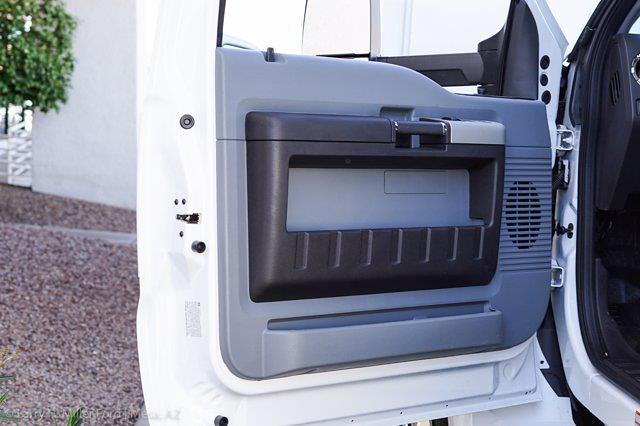 2021 Ford F-650 Crew Cab DRW 4x2, Arbortech Chipper Body #21F016 - photo 17