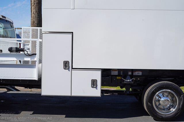 2021 Ford F-650 Crew Cab DRW 4x2, Arbortech Chipper Body #21F016 - photo 2