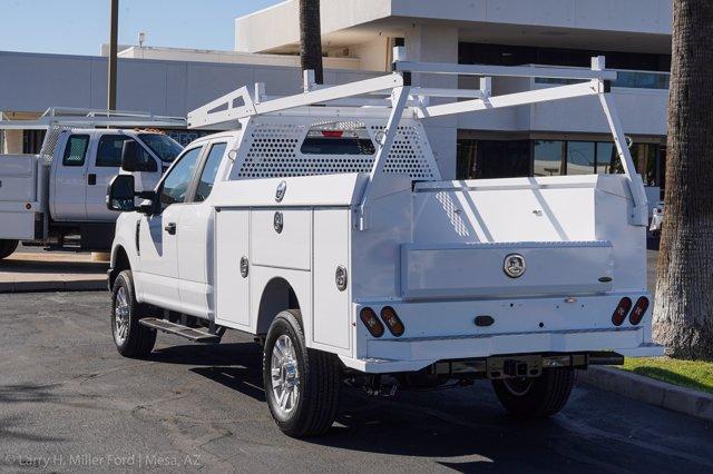 2021 Ford F-350 Super Cab 4x4, Milron Service Body #21F113 - photo 1
