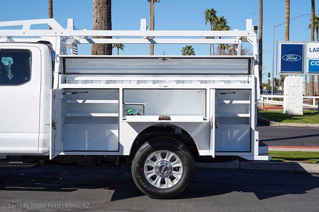 2021 Ford F-250 Super Cab 4x4, Milron Aluminum Service Service Body #21F119 - photo 5