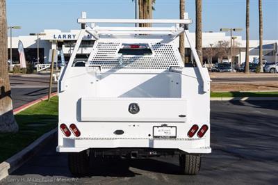 2021 Ford F-350 Crew Cab 4x4, Milron Aluminum Service Service Body #21F124 - photo 10