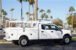 2021 Ford F-350 Crew Cab 4x4, Milron Aluminum Service Service Body #21F124 - photo 12