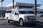 2021 Ford F-350 Crew Cab 4x4, Milron Aluminum Service Service Body #21F124 - photo 17