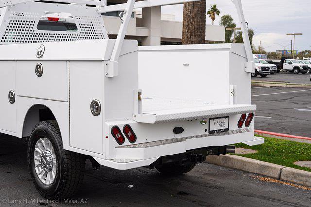 2021 Ford F-350 Crew Cab 4x4, Milron Service Body #21F125 - photo 1