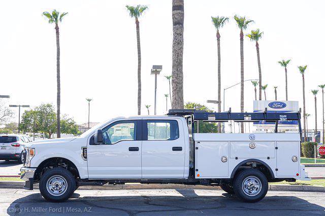 2021 Ford F-250 Crew Cab 4x4, Milron Aluminum Service Service Body #21F347 - photo 2